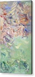 The Dream Stelae - Thutmose I Acrylic Print