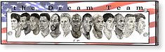 the Dream Team Acrylic Print