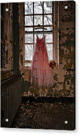 The Dress Acrylic Print