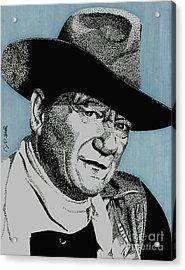 The Duke Acrylic Print by Cory Still