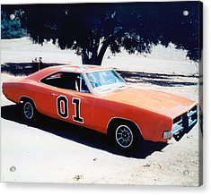 The Dukes Of Hazzard  Acrylic Print