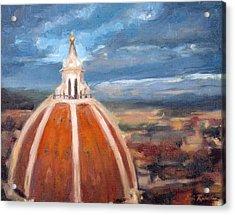 The Duomo Acrylic Print