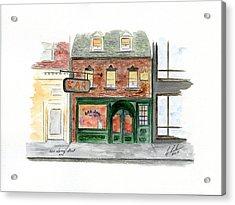 The Ear Inn Acrylic Print
