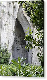 The Ear Of Dionysius Acrylic Print