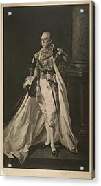 The Earl Of Minto Acrylic Print by British Library