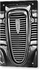 The Edsel Grill Acrylic Print by Paul Mashburn