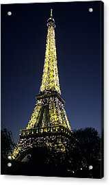 The Eiffel Tower Acrylic Print
