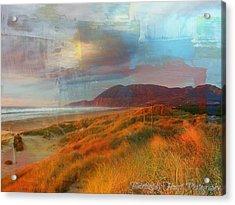 The Elk Trail Acrylic Print