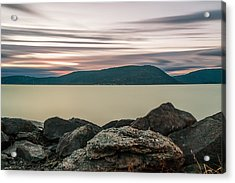 Acrylic Print featuring the photograph The End Of Time  by Anthony Fields