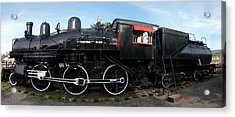 The Engine Acrylic Print