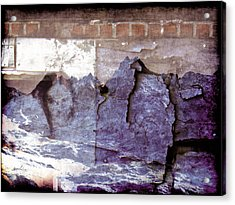 Acrylic Print featuring the photograph The Entangment 4 by The Art of Marsha Charlebois