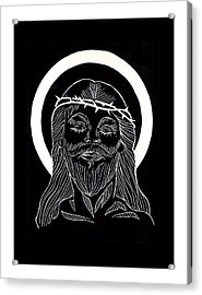 The Eucharist Acrylic Print by Peter Melonas