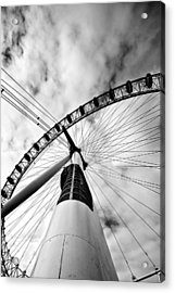 The Eye Acrylic Print