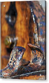 Acrylic Print featuring the photograph The Fairlead by Wendy Wilton
