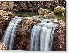 The Fairy Pools Acrylic Print
