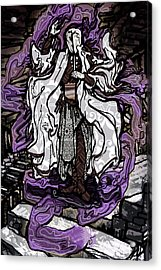 The Farseer Acrylic Print