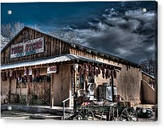 The Feed Store Acrylic Print