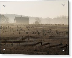 The Field Acrylic Print