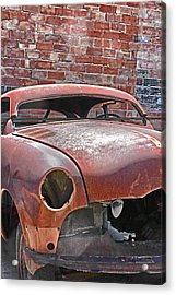 Acrylic Print featuring the photograph The Fixer Upper by Lynn Sprowl