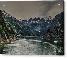 The Fjord Acrylic Print