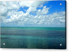 The Florida Keys Acrylic Print