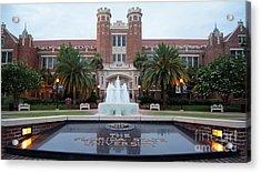 The Florida State University Acrylic Print