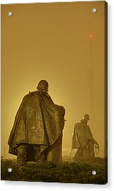 The Fog Of War #2 Acrylic Print by Metro DC Photography