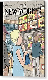 The Food Chain Acrylic Print