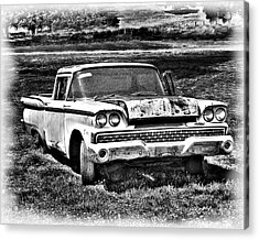 The Ford Ranchero Acrylic Print