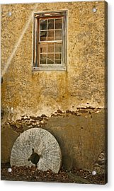 The Forgotten Millstone Acrylic Print