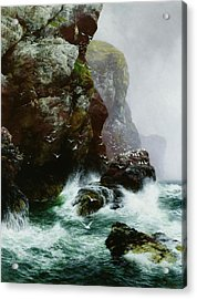 The Fowlers Crag Acrylic Print