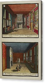 The French Ambassadors' Rooms Acrylic Print