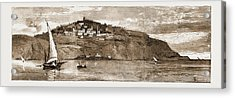 The French Occupation Of Tunis, 1881 The Village Of Saudi Acrylic Print