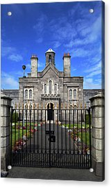 The Front Facade Of Arbour Hill Acrylic Print by Panoramic Images