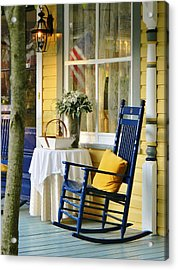 The Front Porch Acrylic Print