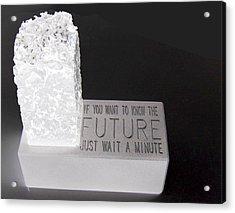 The Future Acrylic Print