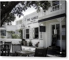 The Gable In Russell Acrylic Print