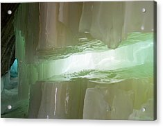 The Gap Acrylic Print by Jill Laudenslager
