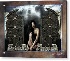 The Gates  Acrylic Print by Mauro Celotti