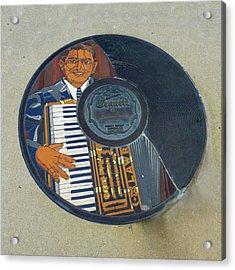 The Gennett Walk Of Fame - Lawrence Welk Acrylic Print