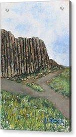 The Giant's Causeway Acrylic Print