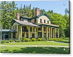 The Glen Iris Inn Acrylic Print