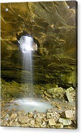 The Glory Hole Acrylic Print