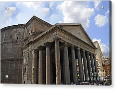 The Glory That Is Rome Acrylic Print