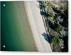 The Gold Coast, Queensland Acrylic Print by Brett Price