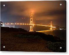 The Golden Gate Acrylic Print