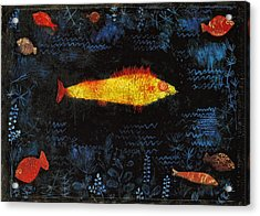 The Goldfish Acrylic Print