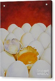 The Good Egg Acrylic Print
