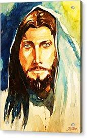 The Good Shepherd Acrylic Print by Al Brown