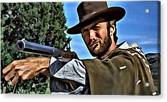 The Good The Bad And The Ugly Acrylic Print